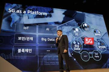 Nhà mạng Hàn Quốc chi 21,4 tỷ USD cho 5G