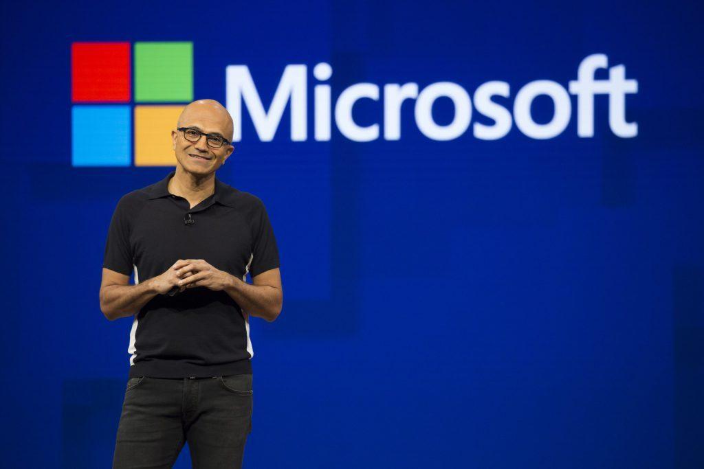 CEO Microsoft: Truy cập Internet băng rộng là 'quyền cơ bản'