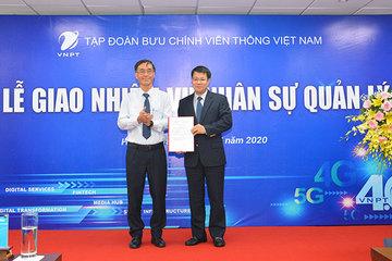Ông Nguyễn Trường Giang được giao quyền Tổng Giám đốc VNPT VinaPhone