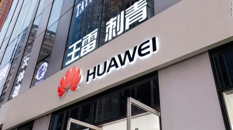 Hy vọng thống trị thị trường toàn cầu của Huawei tan vỡ