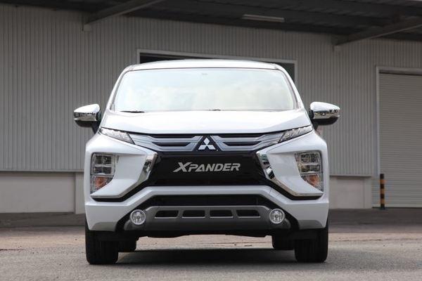 Mitsubishi Xpander được lắp ráp tại Việt Nam, giá tương đương nhập khẩu
