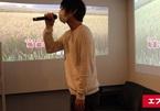 Máy karaoke Nhật Bản có chế độ đeo khẩu trang