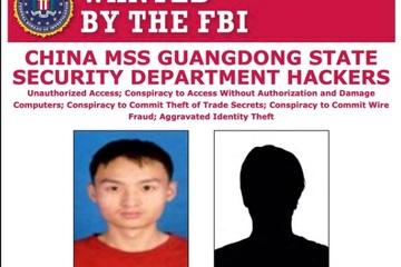 Mỹ truy lùng 2 hacker TQ làm gián điệp, trộm hàng trăm triệu USD