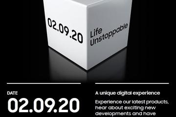 Samsung không tham dự IFA, tự tổ chức sự kiện trực tuyến