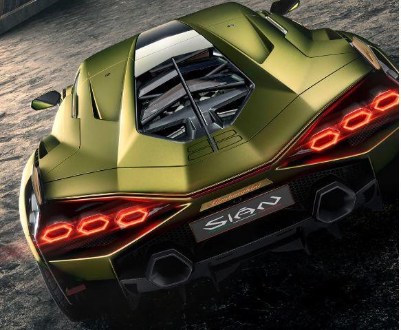 Lamborghini công bố công nghệ làm mát tự kích hoạt trên siêu xe