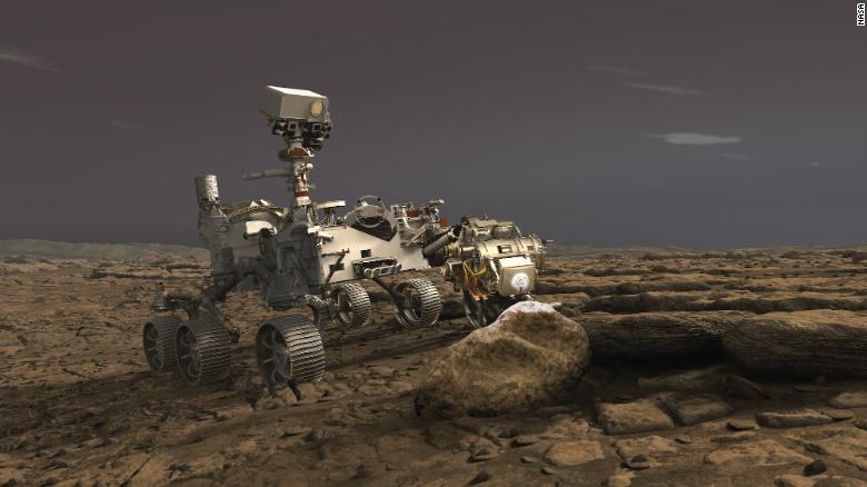 Sao Hỏa: Đấu trường mới của Trung Quốc và Mỹ