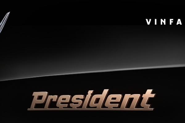 VinFast Lux V8 chuẩn bị ra mắt, tên chính thức là President