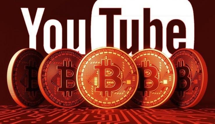 Trò lừa đảo lấy bitcoin trên Twitter lặp lại trên YouTube