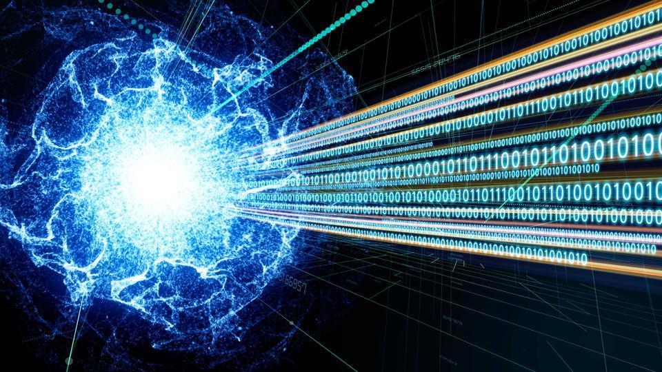 Mạng lượng tử truyền dẫn trạng thái lượng tử của các photon, thay vì các bit 0 và 1 như hiện nay.