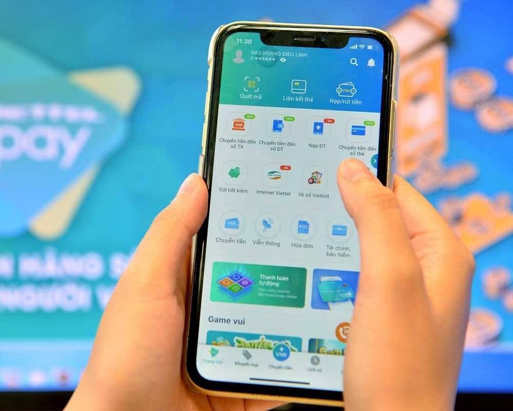 Trình dự thảo Quyết định về thí điểm Mobile Money trong tháng 7