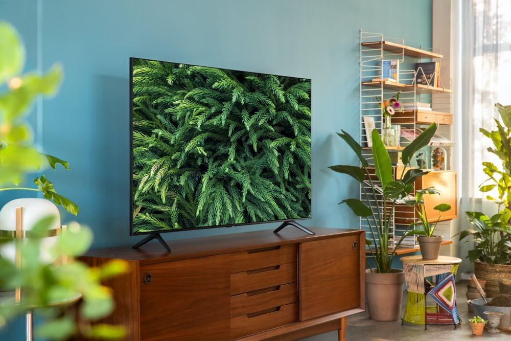 Một tuần sử dụng TV Crystal UHD: Ổn trong tầm giá