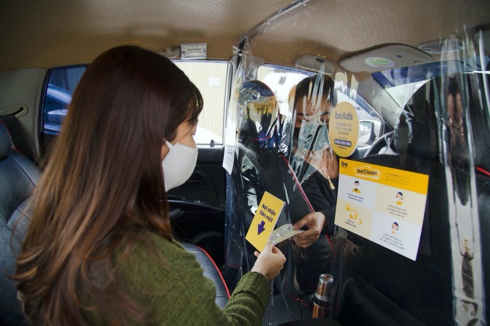 Tài xế công nghệ có quyền từ chối khách không đeo khẩu trang