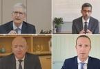 Hình thức điều trần 4 CEO công nghệ chưa phù hợp?