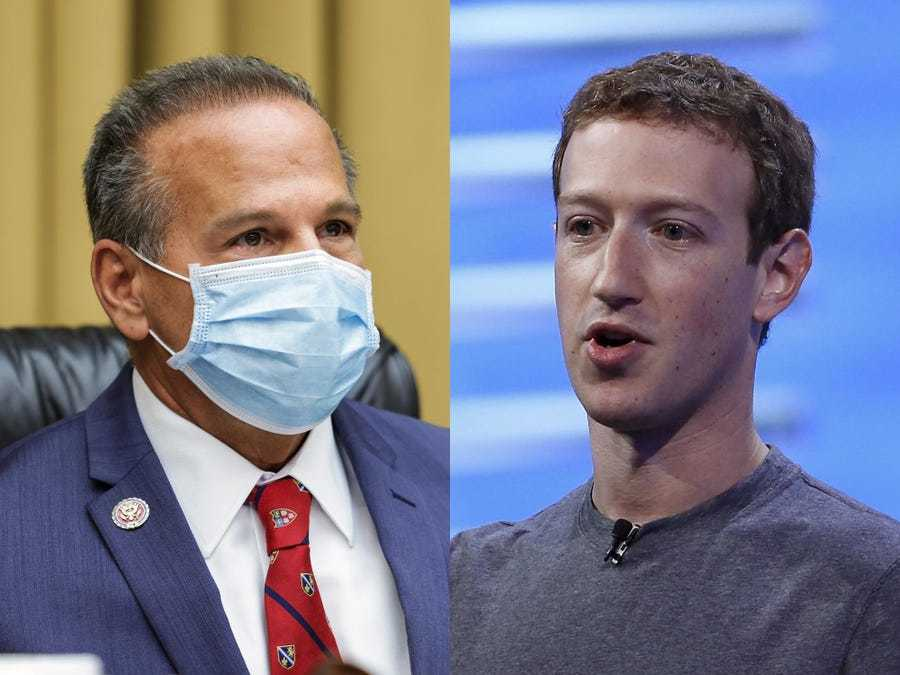 Chủ tọa buổi điều trần Big Tech: Facebook nên bị 'giải tán'