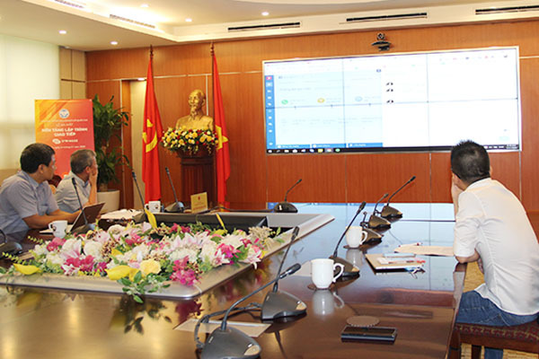 nền tảng số Make in Vietnam