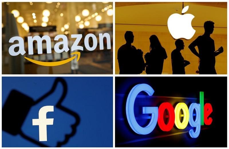 Nhóm Big Tech kiếm được bao nhiêu tiền từ quảng cáo trong năm 2020?