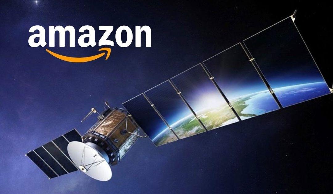 Amazon đầu tư hơn 10 tỷ USD cho dự án vệ tinh Internet