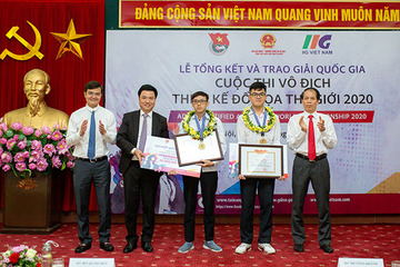 Lộ diện 3 học sinh, sinh viên Việt giành suất sang Mỹ thi thiết kế đồ họa