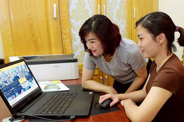 8 bước để xác nhận nhập học trực tuyến vào lớp 10 ở Hà Nội năm 2020