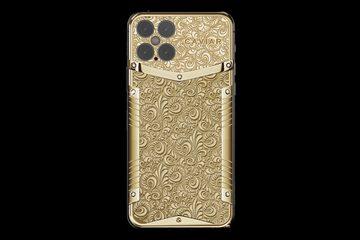 iPhone 12 vàng ròng nạm kim cương giá hơn nửa tỷ đồng