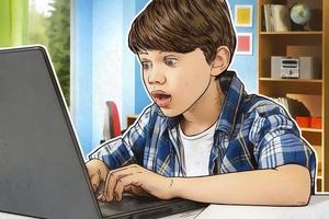 Trẻ em có nguy cơ trở thành nạn nhân của tấn công trực tuyến khi cách ly xã hội
