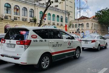 """Giải pháp thanh toán cước taxi không dùng tiền mặt """"Make in Vietnam"""""""