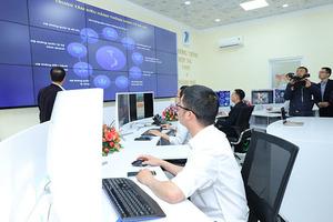 Phát triển Chính phủ số gắn kết chặt với chuyển đổi số, xây đô thị thông minh