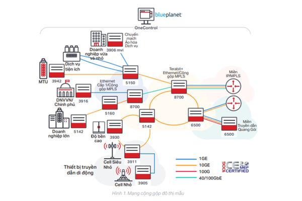 Thời đại Siêu băng thông: Cộng gộp và chuyển mạch Ethernet đối với các nhà mạng