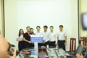 VNPT Technology trao tặng máy nhắc thông minh cho bệnh viện Đà Nẵng