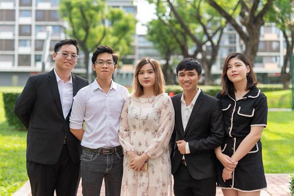 Sinh viên Việt thể hiện tài năng tại cuộc thi blockchain toàn cầu