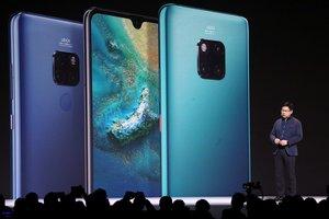 Thiếu chip Kirin, smartphone Huawei trở nên vô vị