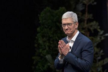 Tim Cook thành tỷ phú sau 9 năm làm CEO Apple