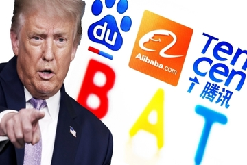 Ông Trump đang chuyển tầm ngắm đến Alibaba?