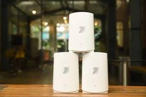 VNPT chào sàn Tiki, Shopee, Lazada với Mesh Wi-Fi phủ sóng Wi-Fi đến 600m2