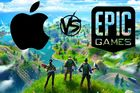 Apple 'sập bẫy' Epic Games