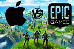 Apple 'sập bẫy' Epic Games