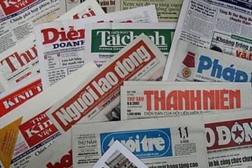 Báo chí có thể thu tiền từ các mạng xã hội bằng cách nào?