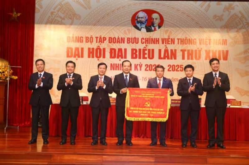 """Tân Bí thư VNPT: """"Chúng tôi sẽ dẫn dắt trong hành trình chuyển đổi số quốc gia"""""""