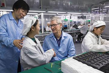 Apple đang xem xét khả năng lắp ráp sản phẩm ở Việt Nam