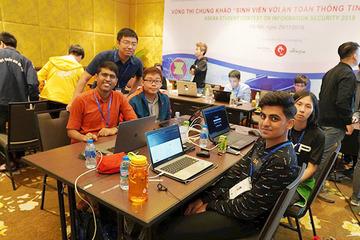 """Cuộc thi """"Sinh viên với An toàn thông tin ASEAN"""" sẽ diễn ra vào tháng 10"""