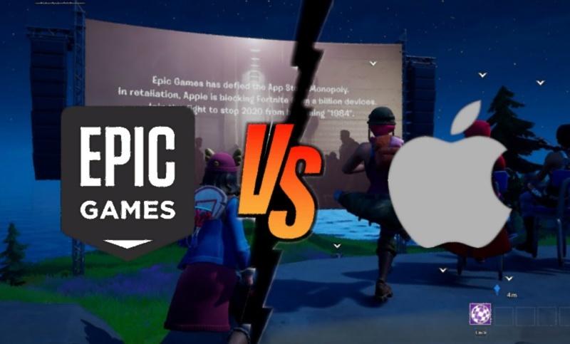 Epic Games đối diện kết cục 'thảm khốc' vì chống Apple
