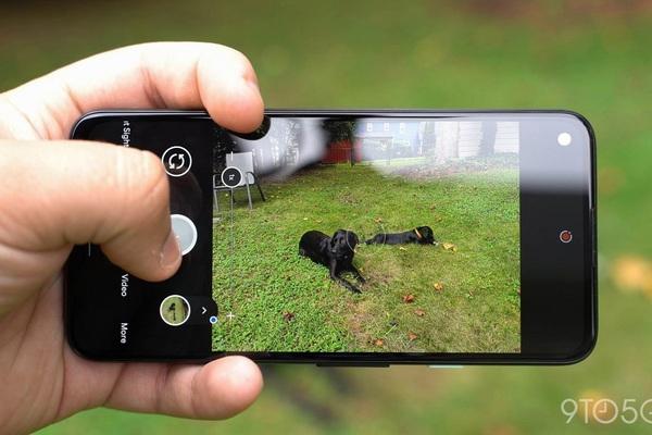 Android 11 sẽ không cho dùng ứng dụng camera ngoài