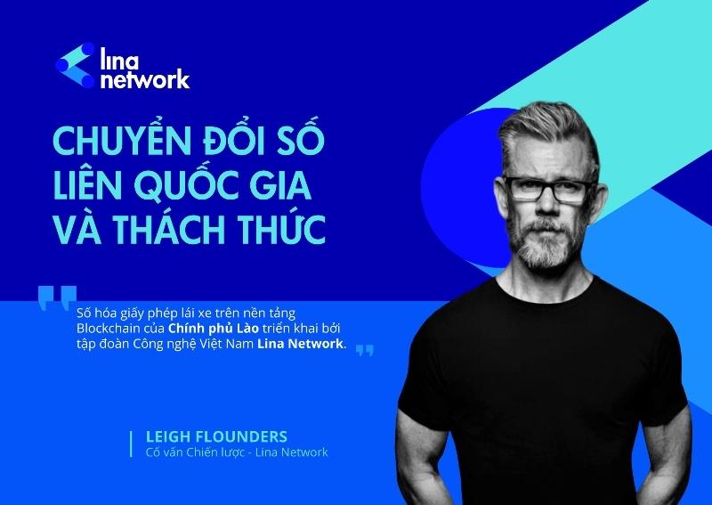 Giải pháp Chính phủ điện tử đầu tiên của tập đoàn công nghệ Việt vươn ra thế giới