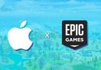 """Microsoft bị """"vạ lây"""" vì Apple cấm cửa nhà phát triển Fortnite"""