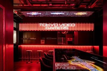 Quán bar trò chơi điện tử đầu tiên được mở ở Tokyo