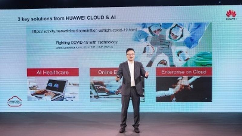 """Công nghệ của Huawei và """"cuộc chiến"""" chống lại Covid-19"""