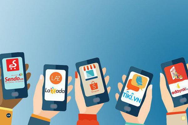 Thương mại điện tử đang thay đổi thói quen tiêu dùng của giới trẻ
