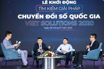 Gần 70% hồ sơ đăng ký Viet Solutions tập trung vào kinh tế số Việt Nam