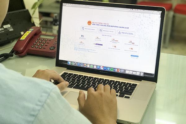 Bộ GTVT kết nối xong LGSP với nền tảng tích hợp chia sẻ dữ liệu quốc gia