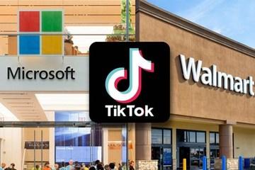 Walmart bắt tay Microsoft để mua lại TikTok